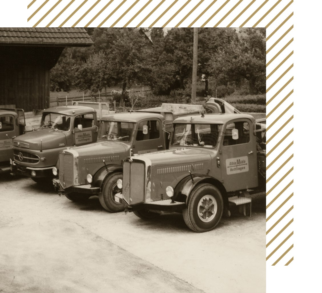 Mühle Transport AG – ein starker Familienbetrieb