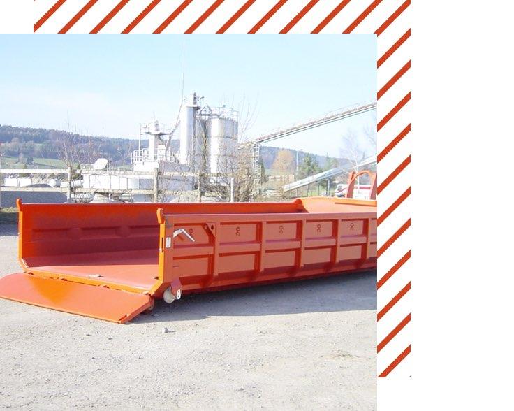Muehle Transport Rolltainer 10