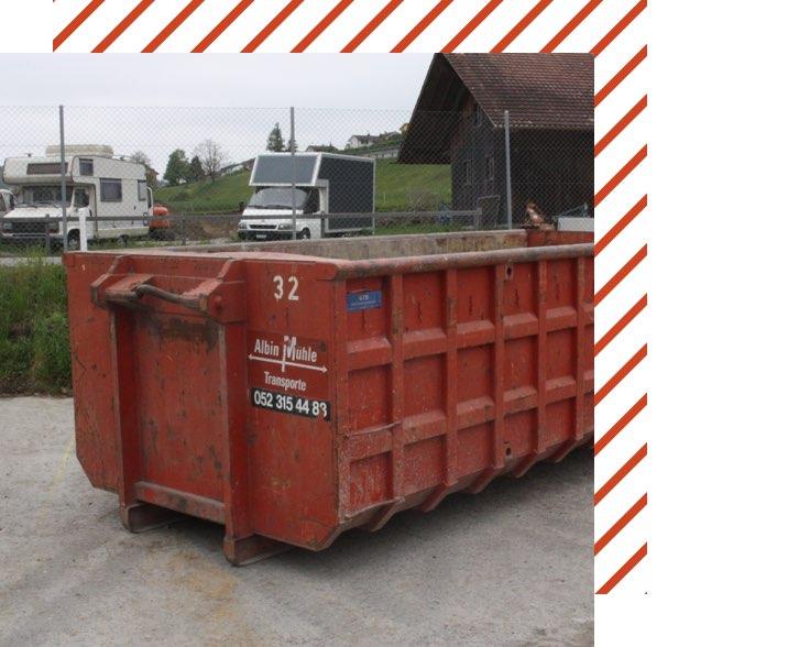 Muehle Transport Rolltainer 18