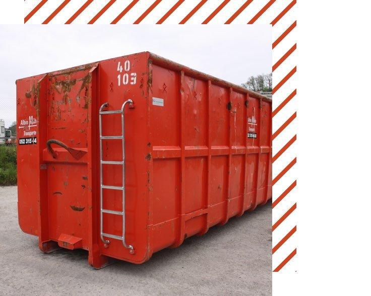 Muehle Transport Rolltainer 40